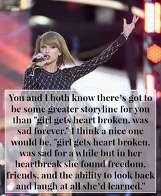 The Most Inspiring Advice Taylor Swift Gave Fans In 2014