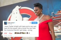 Celebrities Are Speaking Out In Support Of Leslie Jones After She...