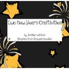 This small packet contains two crafts for your students to do where they have to write down their New Year's resolution.  The first craft involves ...