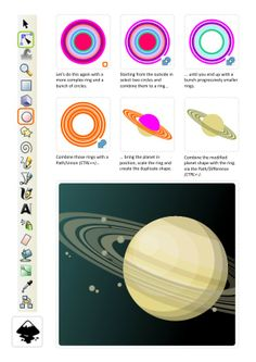 2D Game Art for Programmers: Rings of Saturn