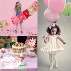 Şık küçük kızlar, havalı partiler düzenler.  En güzel parti elbiselerini Pamina Kids'de bulurlar!   Stylish little girl, regulates the coolest parties. Find a perfect dress for your party at Pamina Kids...  #stylishgirl #party #princessgirl #fashionkids #kidswear
