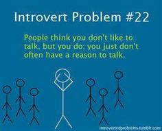 Introvert Problem #22