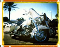 Road King- Polaroid Colorpack 3- Polaroid 690- Aimee Lower 2014