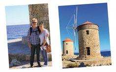 Rodi, una delle ultime isole greche che abbiamo visitato l'anno scorso in autunno, semplicemente incantevole. Fra pochi giorni l'avventura nell'Egeo ricomincia .. !!!