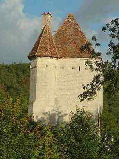 Région d'Auxerre - Auxerrois - Le Donjon de Cravant