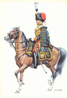Garde Impériale - Maréchal des Logis