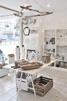 Artist's Workshop showroom