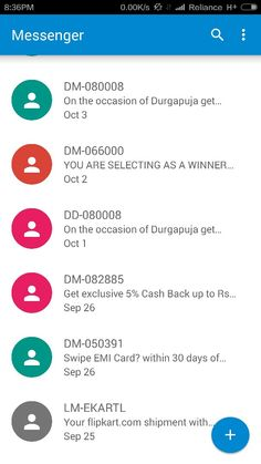 Google Messenger as SMS app