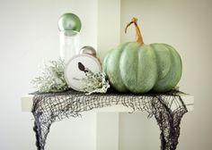 Inspiración #Halloween  Ideas #trendy para decorar a ritmo de calabazas y monstruos #deco #decoración #interiorismo #decoideas