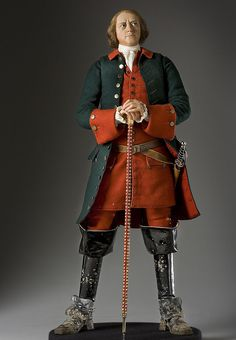 Full length color image of Peter I 1724 aka. Peter the Great, by George Stuart.