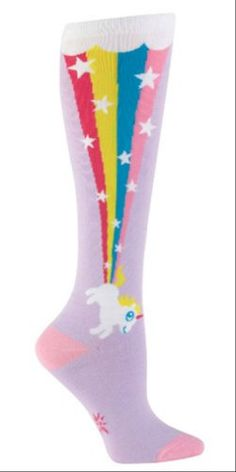 Sock it to Me Women`s Rainbow Blast K... for only $10.00
