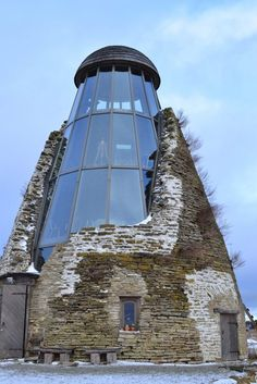 Kostivere windmill, Estonia