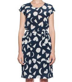 Gorman Online - Moon Moth Silk Dress