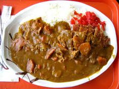 Great Japanese curry!