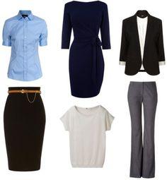Wardrobe attire outfit