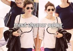 My Bucket List! YES YES YES! She is one of my role motels! YAY! #loveyoueleanor