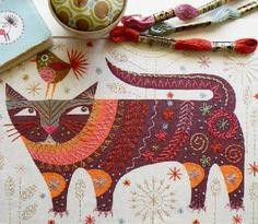 print & pattern: TOP DRAWER 2015 - nancy nicholson