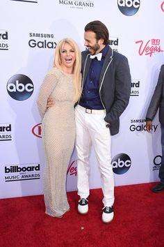 Pin for Later: Britney Spears stellt ihren Freund zum ersten Mal der Öffentlichkeit vor