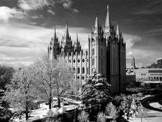 Salt Lake Temple (USA)