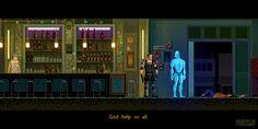 The awesome pixel art of Gustavo Viselner - Album on Imgur - Watchmen