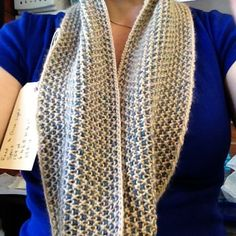 Free Pattern: Sand Dunes by Antonia Shankland
