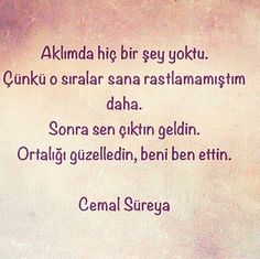 "Edebiyat""Cemal Süreya"" Poem Quotes, Daily Quotes, Tattoo Quotes, Poems, Album Design, Poetry Books, Love Letters, Motto, Cool Words"
