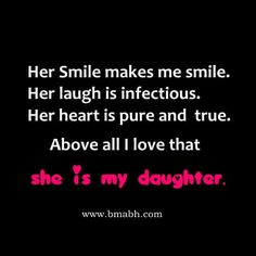 Inspirational Mother Daughter Quotes to Melt your Heart - Inspirational Mother Daughter Quotes, Beautiful Daughter Quotes, Proud Of My Daughter, Mom Quotes From Daughter, Inspirational Quotes, Daughters, Daughter Quotes Funny, Future Daughter, Baby Girl Quotes