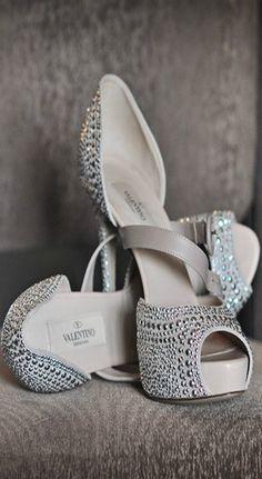 Valentino....gorgeous heels.