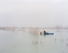 Zhang Kechun - The yellow river