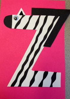 Letter Z Zebra Craft Template Ten Small But Important Things To Observe In Letter Z Zebra Craft Template - homedsgn. Preschool Letter Crafts, Preschool Art Activities, Alphabet Crafts, Alphabet For Kids, Daycare Crafts, Alphabet Art, Toddler Crafts, Crafts For Kids, Abc Crafts