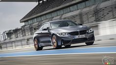 Limited-edition 2016 #BMW #M4 GTS coming to North America