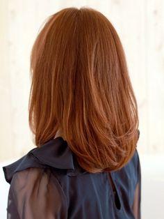ツヤ感アップのシルキ-ミディアム☆ | HAIR DIMENSION 表参道(ヘアーディメンション)のヘアスタイル・髪型・ヘアカタログ - 楽天ビューティ
