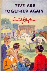 First published in 1960, this is the last in the series of 'The Famous Five'.