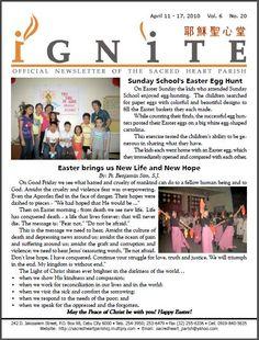 Sunday Schools Easter Egg Hunt Sacred Heart, Egg Hunt, Sunday School, Easter Eggs, Schools, Blog, Kids, Young Children, Boys