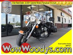 Take on the open road on this 2008 Harley-Davidson Heritage! Check out this versatile 2008 Harley-Davidson Heritage Softail. .*Why Choose Woody's? *No Hassles on over 1,000 Cars, Trucks, SUVs & Minivans. Plus, Smart Warranties on Most!~ With the largest, most diverse inventory in Middle America, you can view all makes in One location! Wow!~ Check out our website to see 50+ more pictures, custom videos walkarounds/virtual test drives of each vehicle, free history reports and much more!