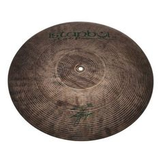 Istanbul Agop 20 Inch Signature Agop Flat Ride Cymbal