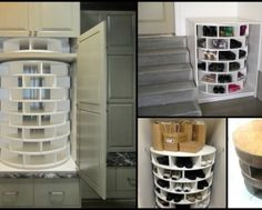 High Quality Lazy Susan Shoe Storage? Yes Please!