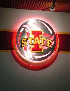 Iowa State University Cyclones - new age logo