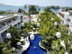 Thailand, Sunset Beach Resort - Phuket