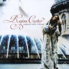 Regina Carter.  Classical jazz violinists.  Amazing!