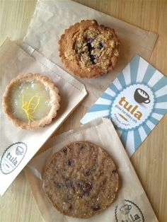 We took a tour of some of the delicious Portland gluten free bakeries while my daughter was home. Enjoyed lots of delicious treats!