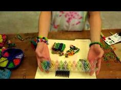 Variety of Rubberband Bracelets  http://www.youtube.com/watch?v=oM6sOkZFz5o=related