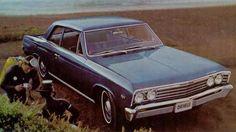 #Chevrolet #Chevelle