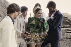 Foto: Duda Carvalho Coordenação: Gilberto Júnior Edição de moda: Daniela Oliveira Beleza: Fernando Torquatto