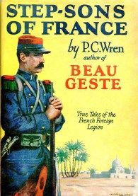 French Foreign Legion, Wren, Sons, Ebooks, Author, France, Adventure, Collection, My Son