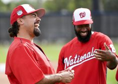 Anthony Rendon, left, shown earlier in spring training with Brian Goodwin. (Jonathan Newton/The Washington Post) A few weeks ago, during a pregame media session in West Palm Beach, Fla., Washington Nationals Manager Dusty Baker was asked to appraise what he had learned about Anthony... http://usa.swengen.com/the-nationals-talk-about-anthony-rendon-like-hes-a-star-hed-rather-talk-hoops/