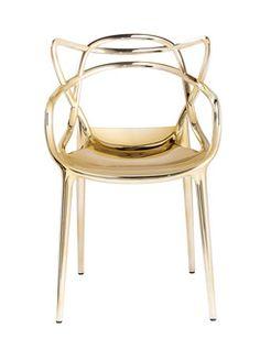 Kartell Precious Masters Arm Chair (Set of 2) | 2Modern Furniture & Lighting