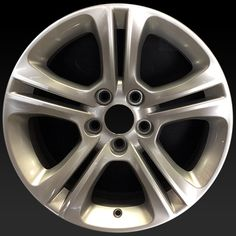 """Dodge Charger wheels for sale 2015. 18"""" Silve rims 2543 - http://www.rtwwheels.com/store/shop/18-dodge-charger-wheels-for-sale-silve-2543/"""