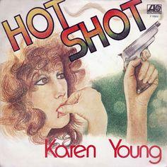 1978 - Karen Young - Hot shot