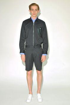 Timo Weiland SS16 Mens Presentation Timo Weiland, Ss16, Spring 2016, Fashion News, Rain Jacket, Windbreaker, Sporty, Model, Presentation